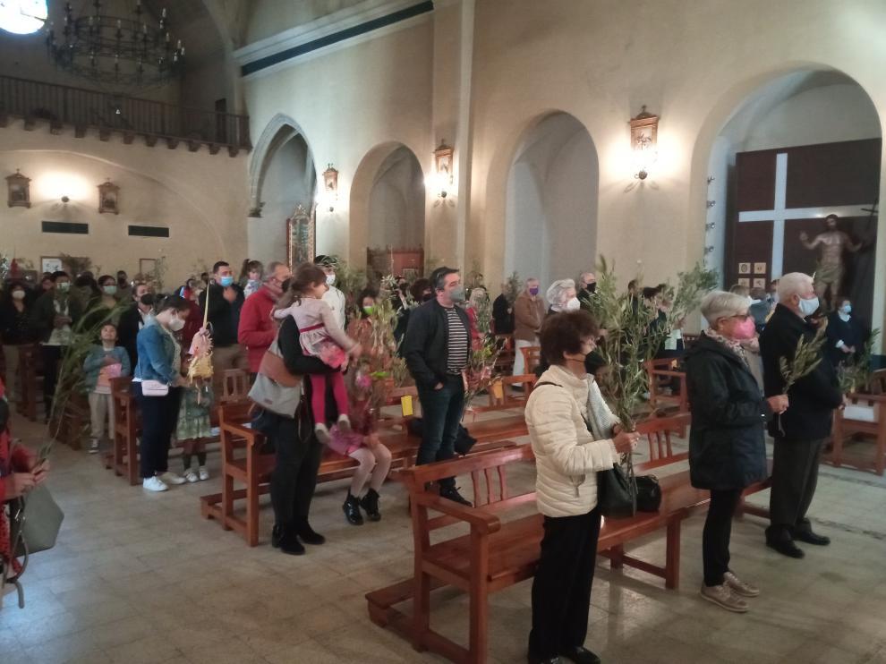 Domingo de Ramos en Barbastro