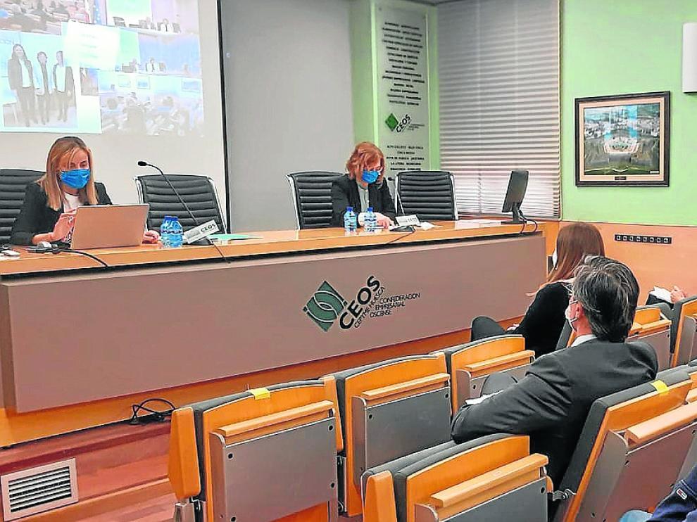 Imagen de la Asamblea General Anual de la Federación de Asociaciones de la Construcción.