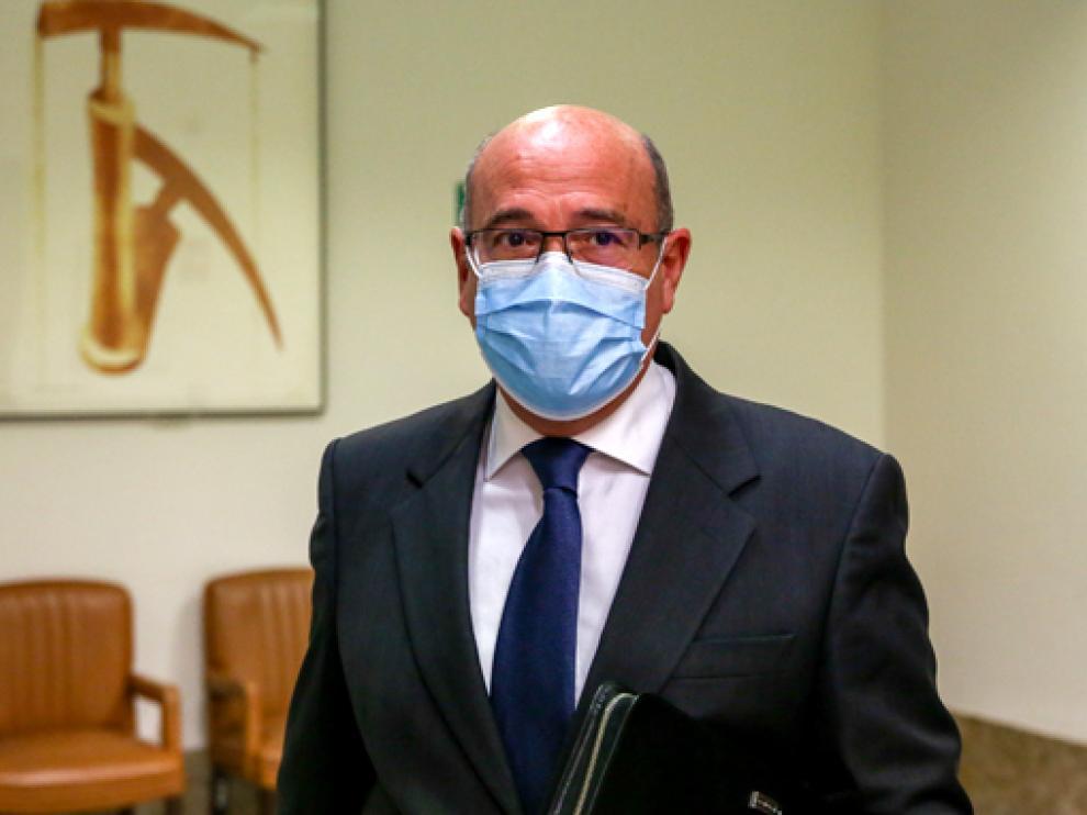 Diego Pérez de los Cobos, El excoronel de la Guardia Civil.