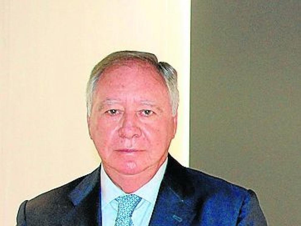 Clemente González, presidente de Alibérico.