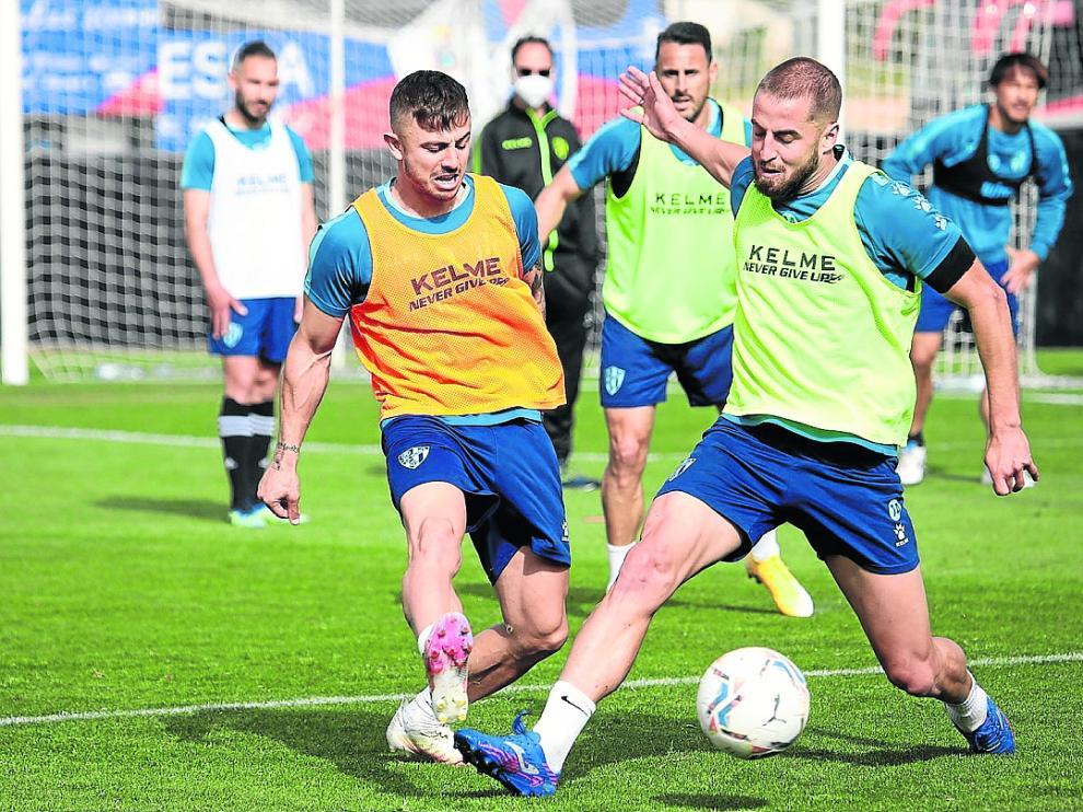 Partido crucial del Huesca ante el Levante para luchar por la permanencia.