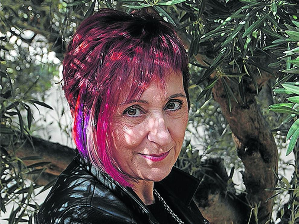 """La escritora Elia Barceló ha vendido más de 100.000 ejemplares de """"Cordeluna""""."""