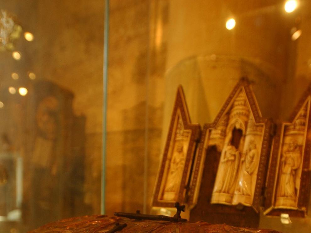 Arqueta de Buira bienes Barbastro-Monzón