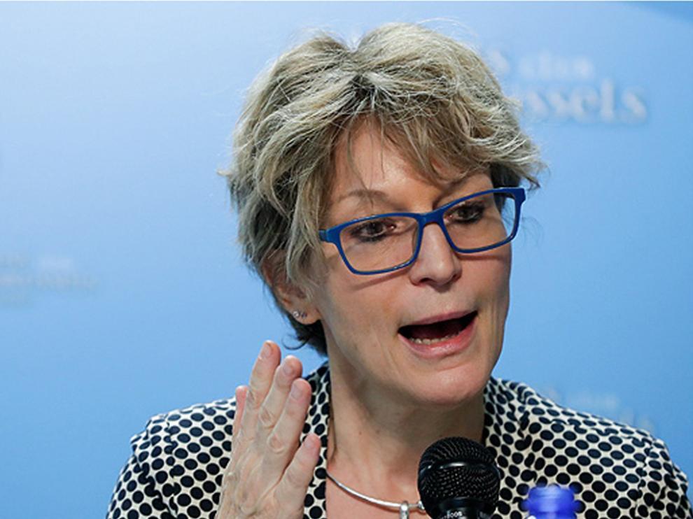 Agnès Callamard.