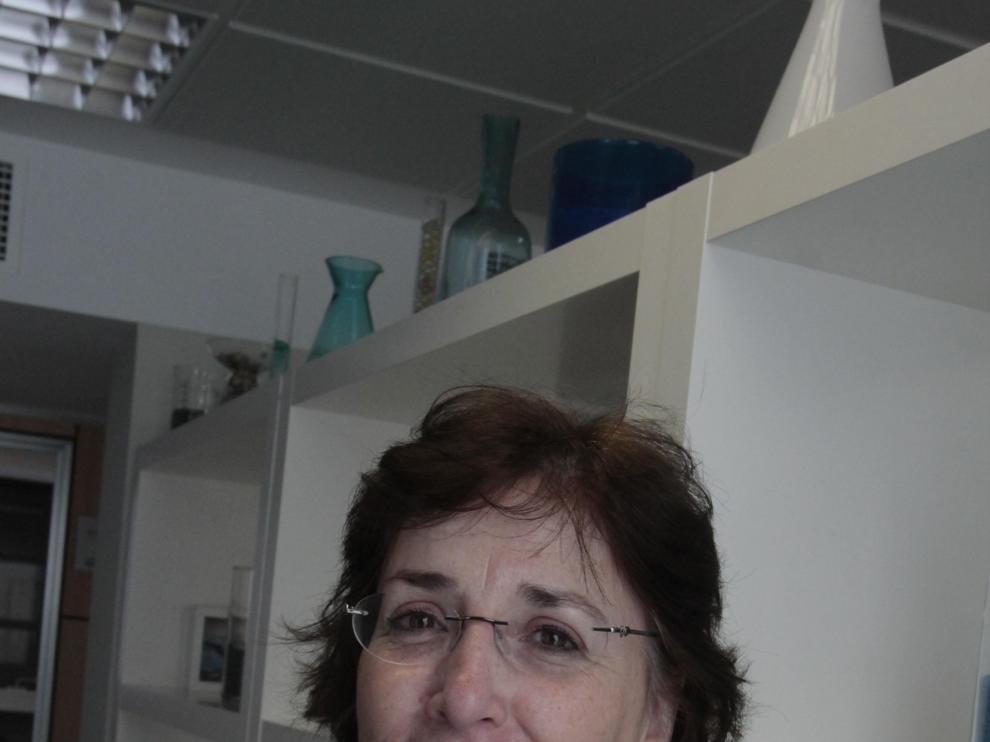 Irene San José, de Araclon Biotech