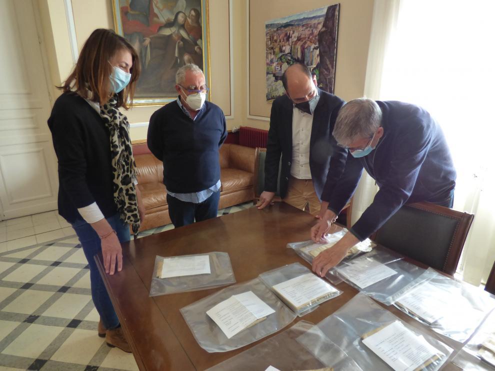 El Ayuntamiento de Barbastro ha realizado la adquisición.