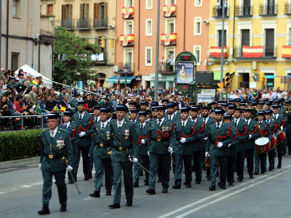 Guardia Civil 175 aniversario