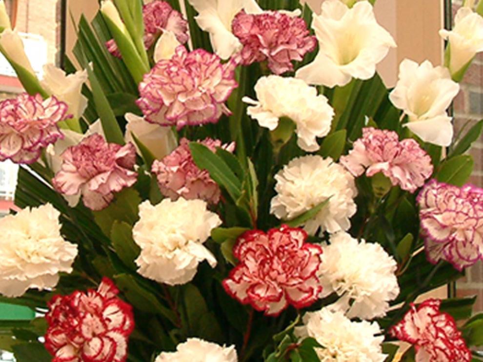 Centro floral.