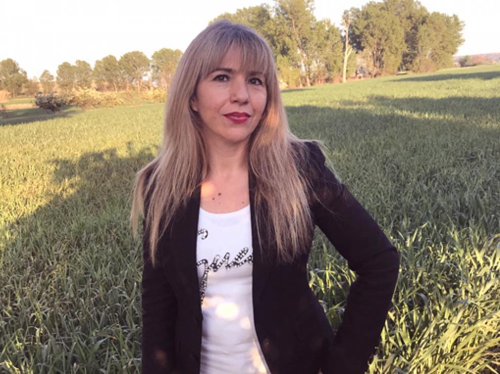 Natalia Arazo Capistrós es la directora comarcal de Turismo en Los Monegros.