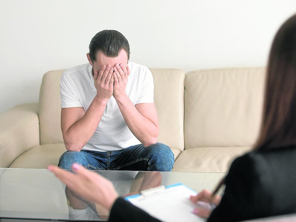 La enfermedad mental, un problema creciente.