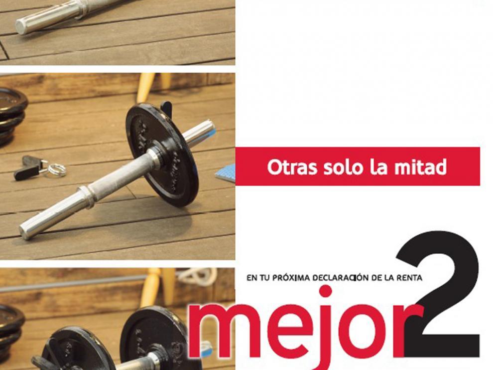 Cartel de la campaña de Cáritas