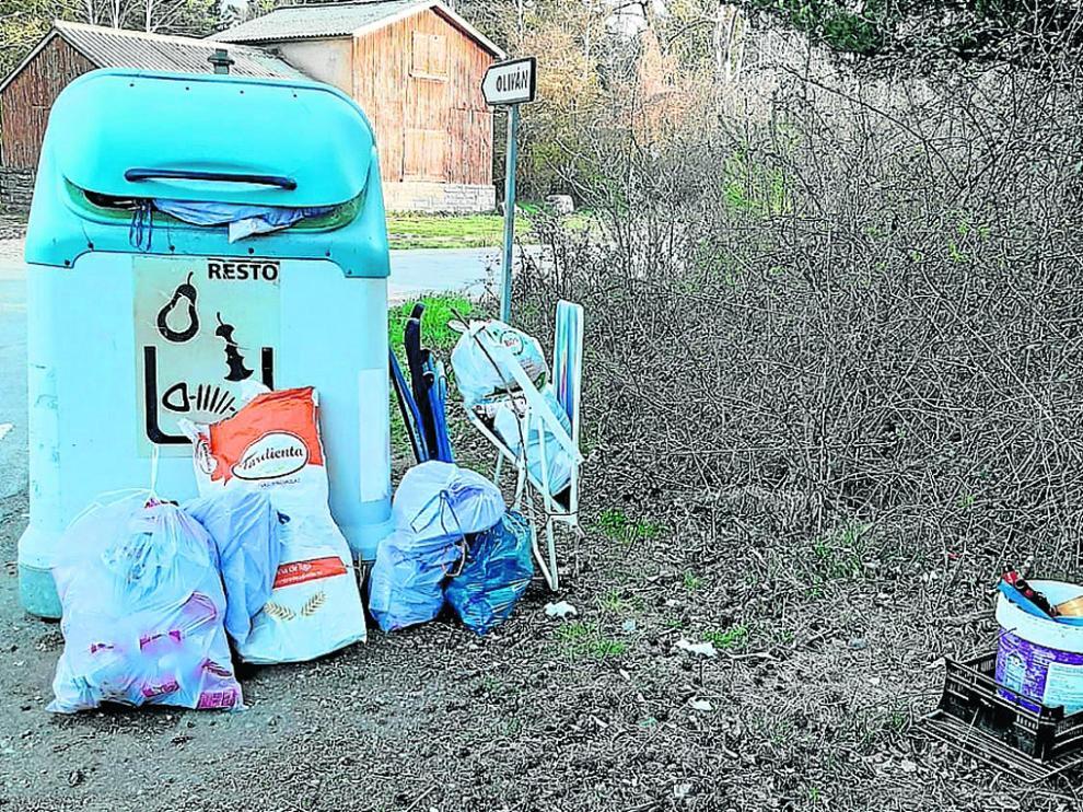 Imagen del contenedor de basura