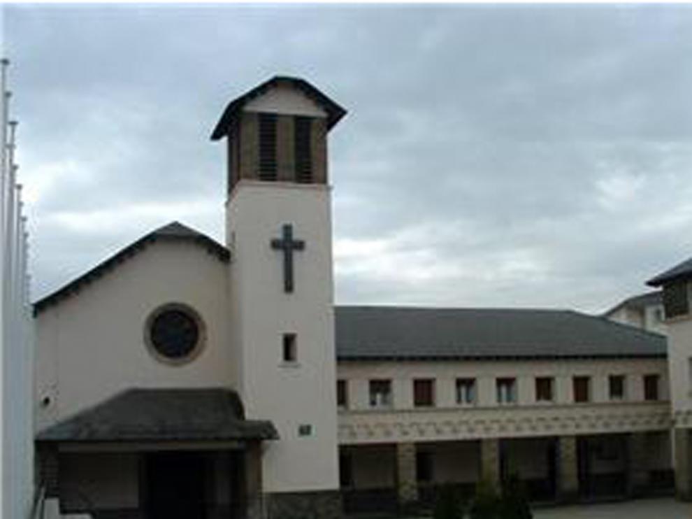 Parroquia de Cristo Rey en Sabiñánigo