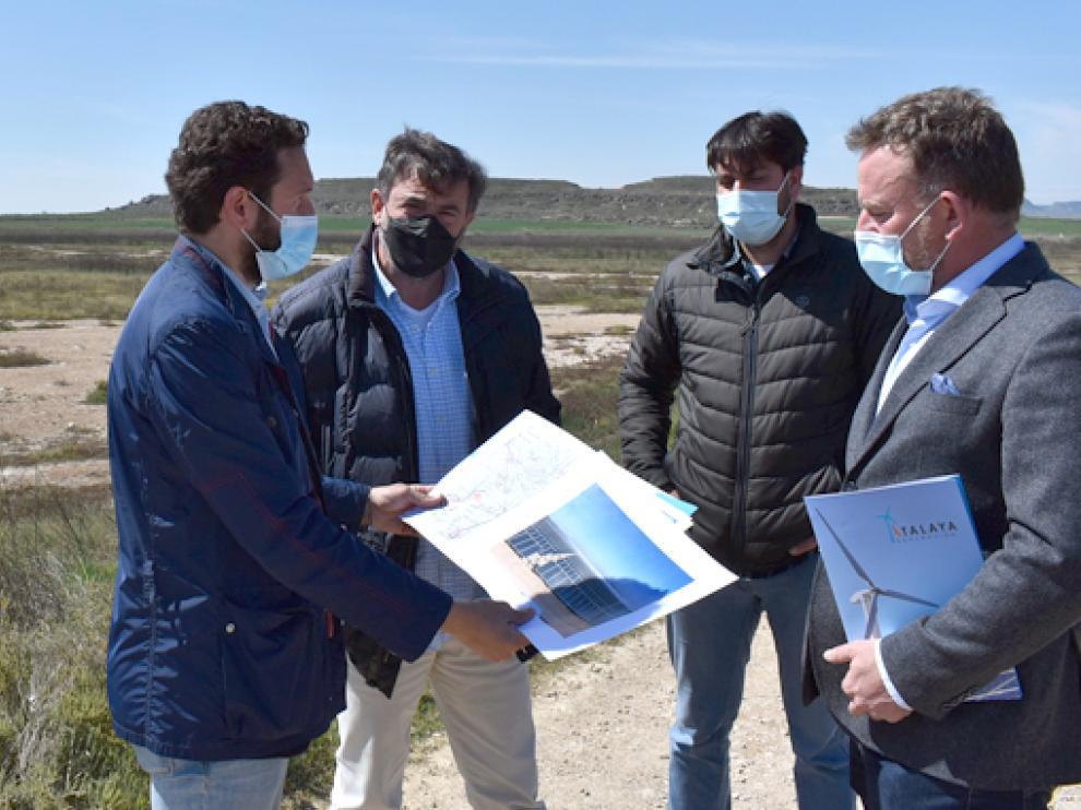 El parque fotovoltaico La Serreta se instalará en en cinco parcelas rústicas municipales.