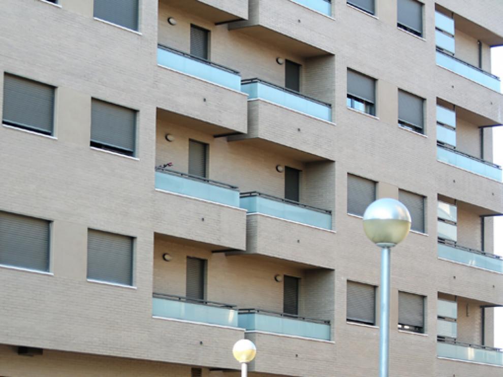 Huesca sector inmobiliario casas y pisos 26 - 7 - 20 foto pablo segura [[[DDA FOTOGRAFOS]]]