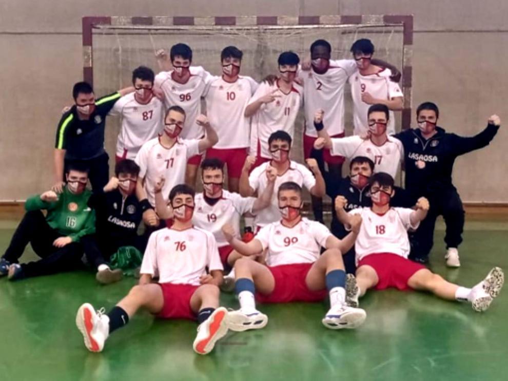 El BM Huesca Lasaosa disputará por tercera vez esta fase final del campeonato autonómico.