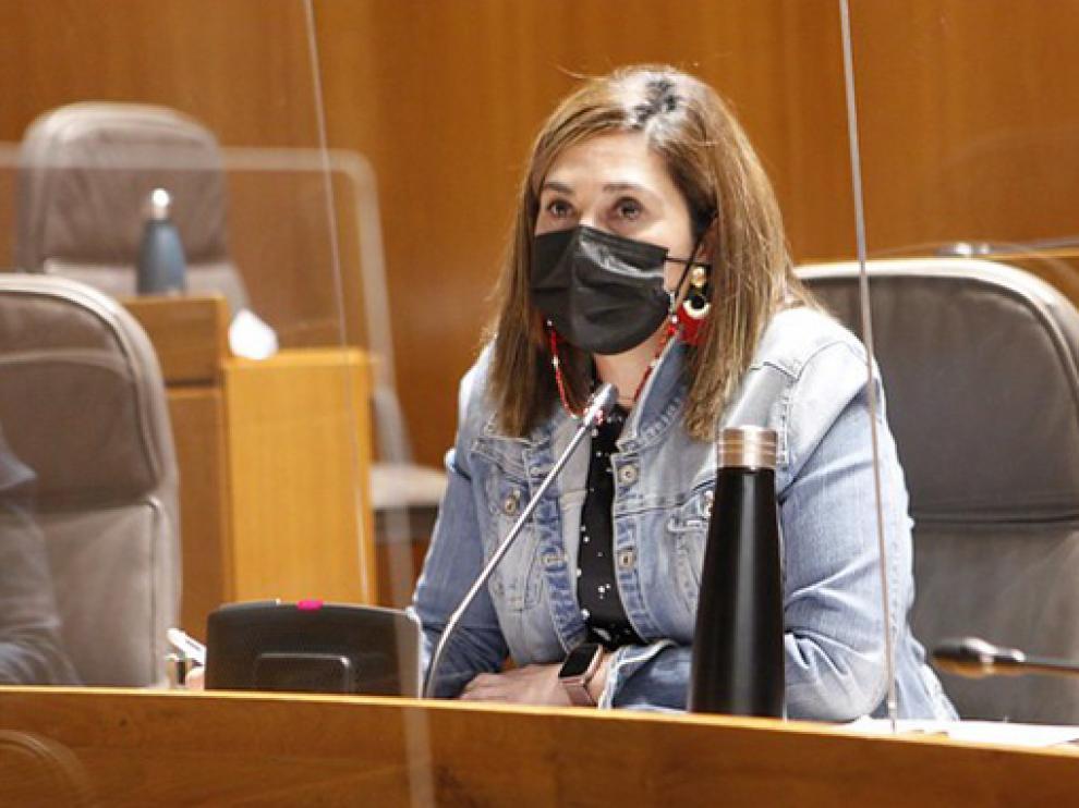 Susana Gaspar.