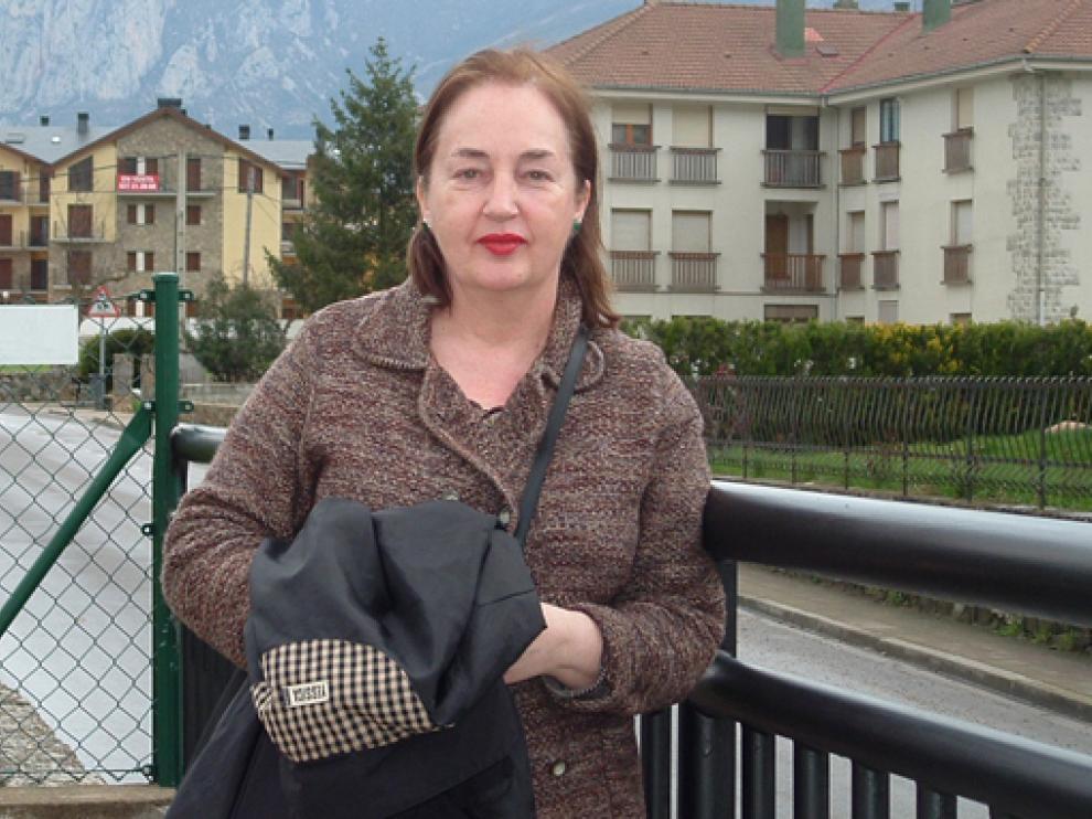 María José Fuster Brunet es la autora de los cuadernos de Campo.