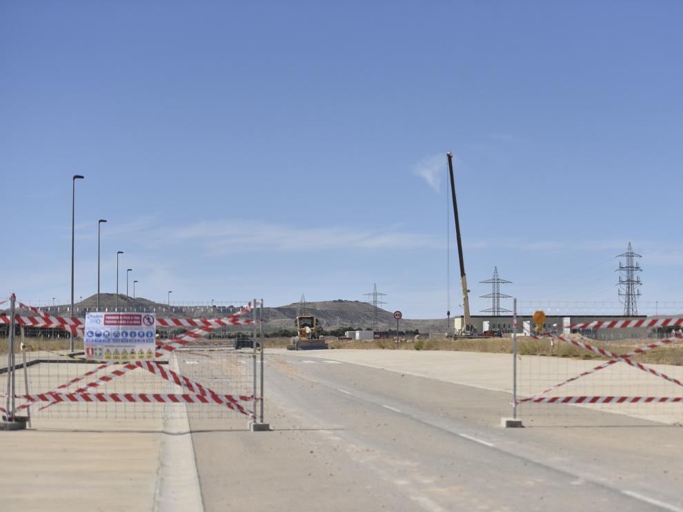 Polígono Logístico Industrial de Huesca