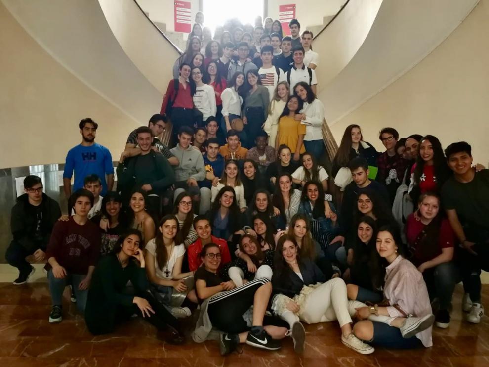 Instituto Ramón y Cajal Huesca
