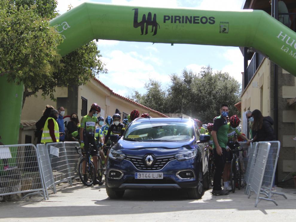 La Challenge B-Guara apuesta por el desarrollo del ciclismo en la Sierra de Guar
