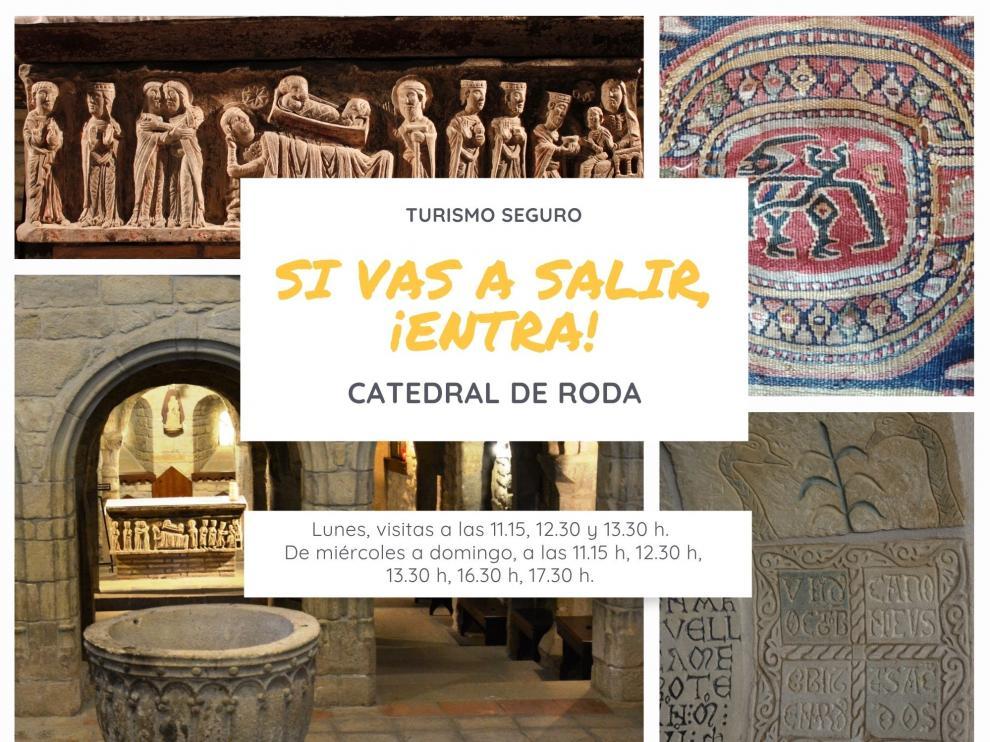 Imagen de la campaña de la Catedral de Roda