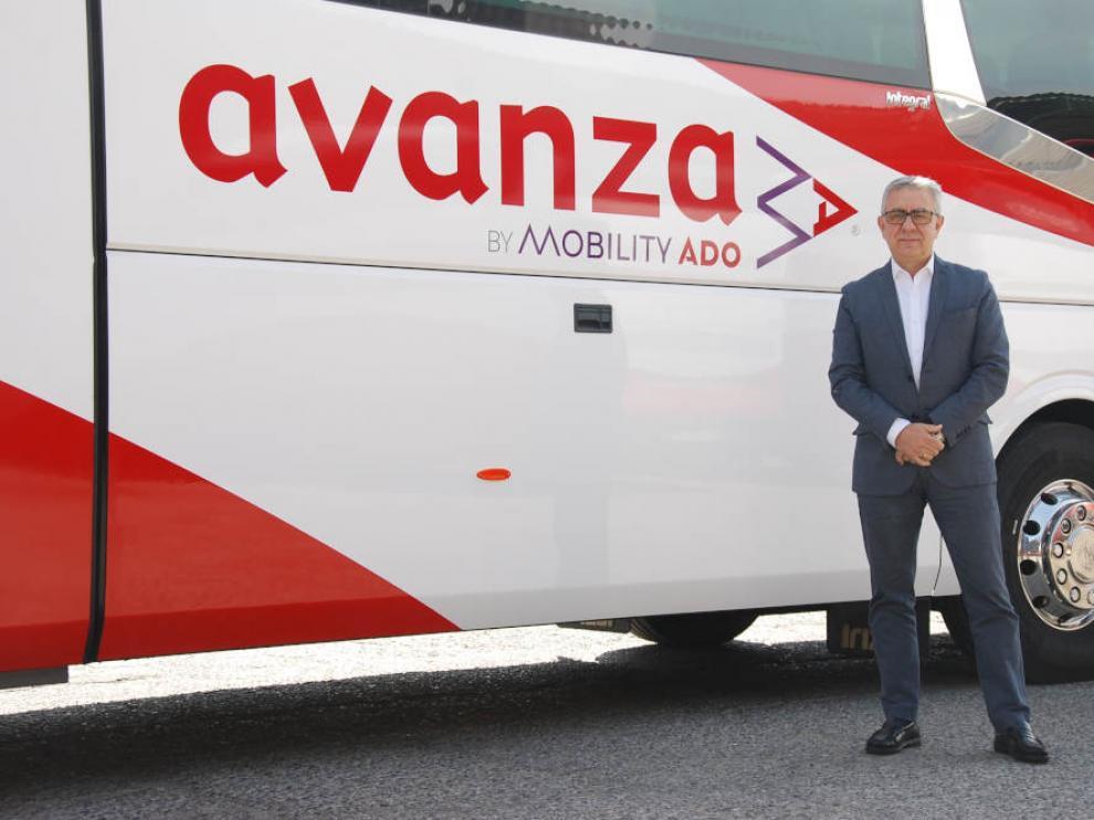 José Ramón Lasierra es director de la División Norte de Avanza.