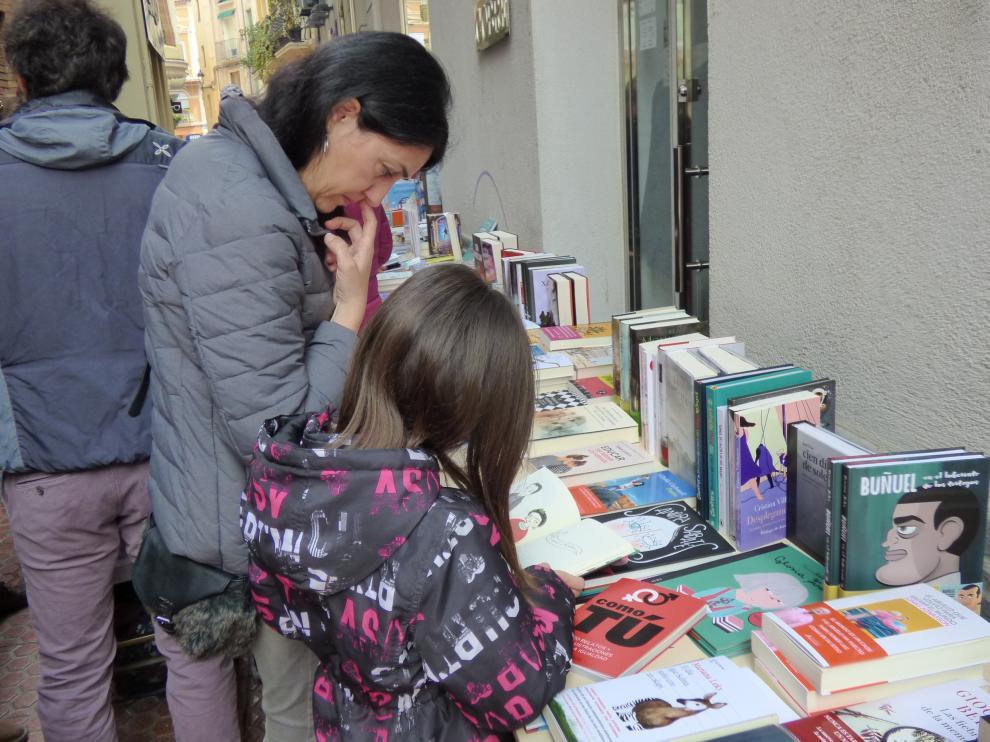 Los libros saldrán a la calle para encontrarse con sus lectores