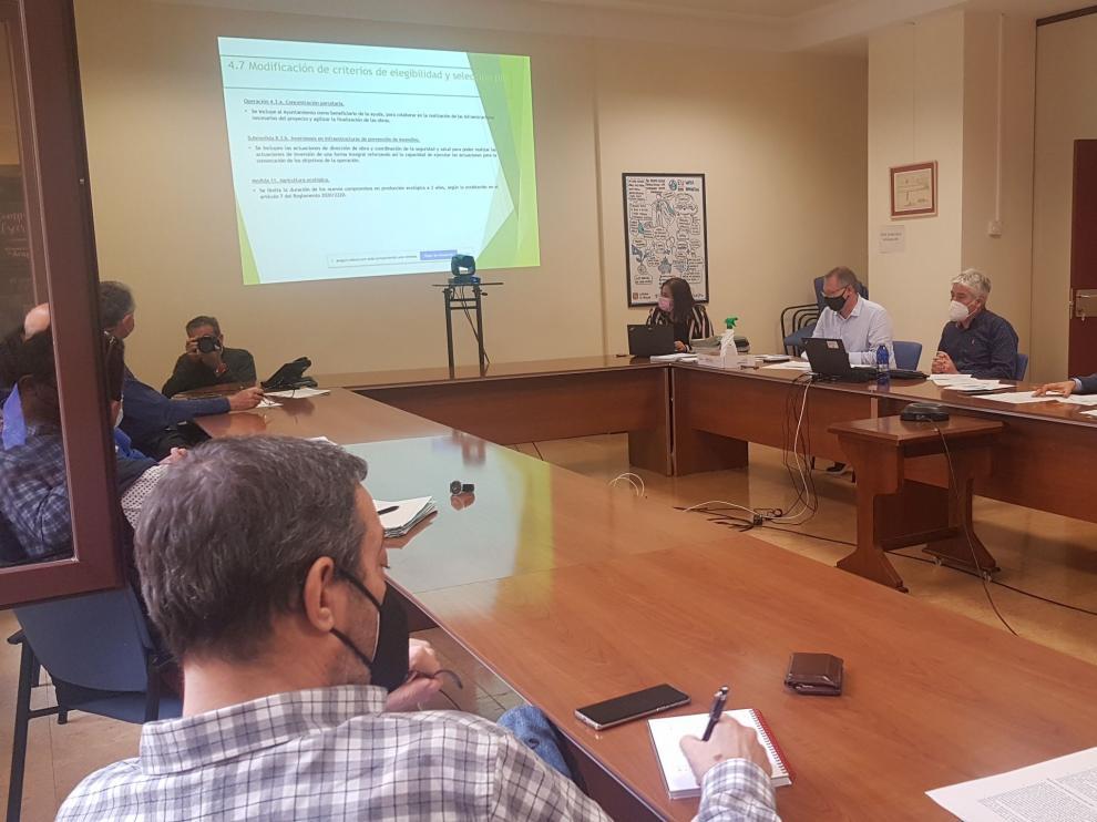 Comité de Seguimiento de los PDR