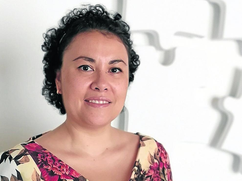 Ana Julia García Malinis.