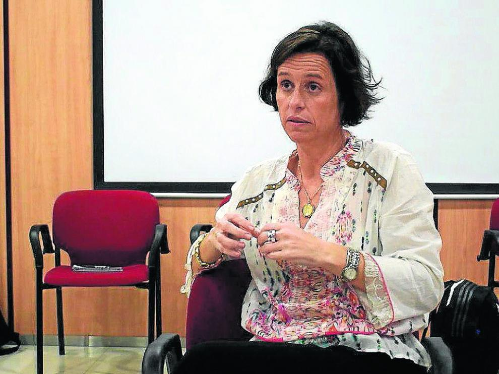 María Ruiz de Oña, presidenta de AIPAF, dará una charla en el IV Congreso Internacional.
