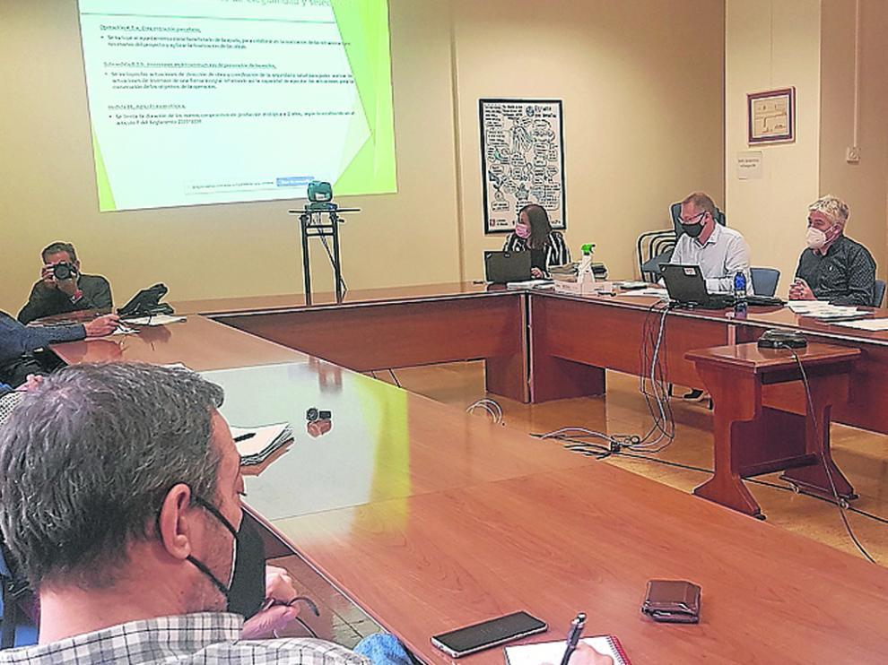 Reunión del Comité de Seguimiento del Programa de Desarrollo Rural.