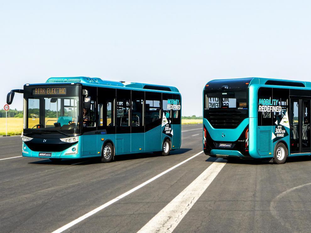 Autobús eléctrico de Karsan