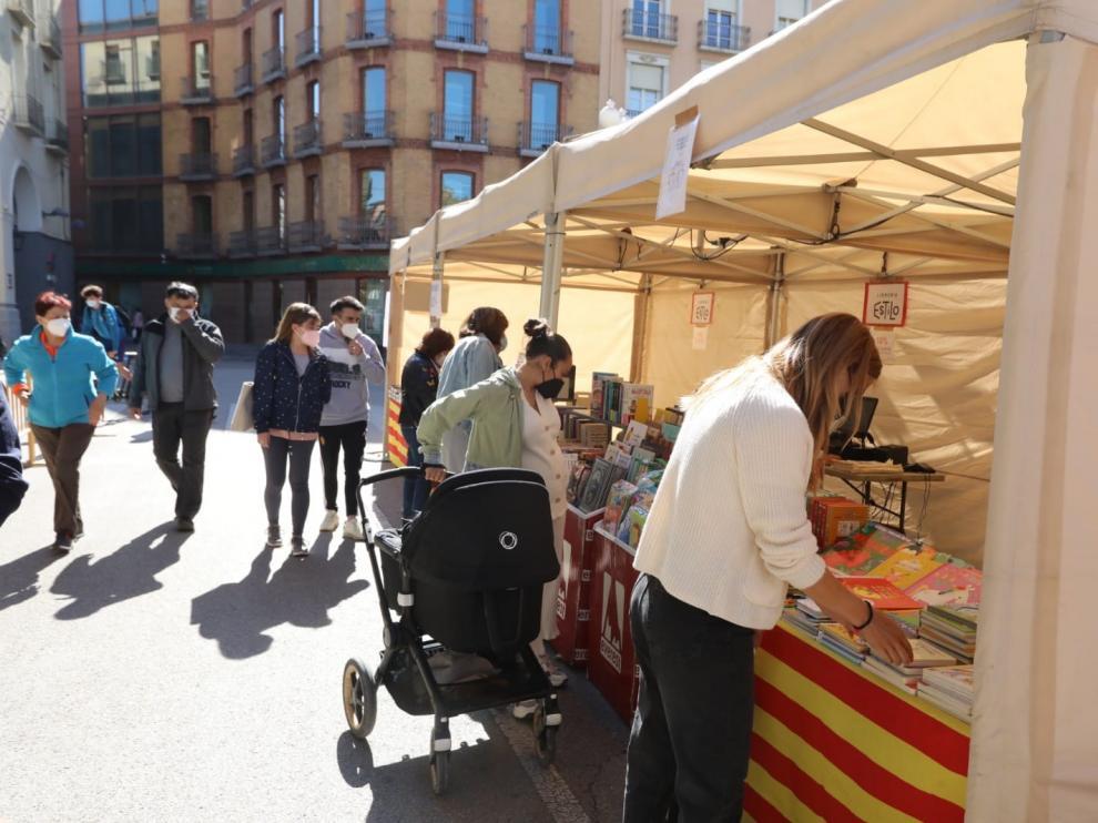 Feria del Libro en Huesca