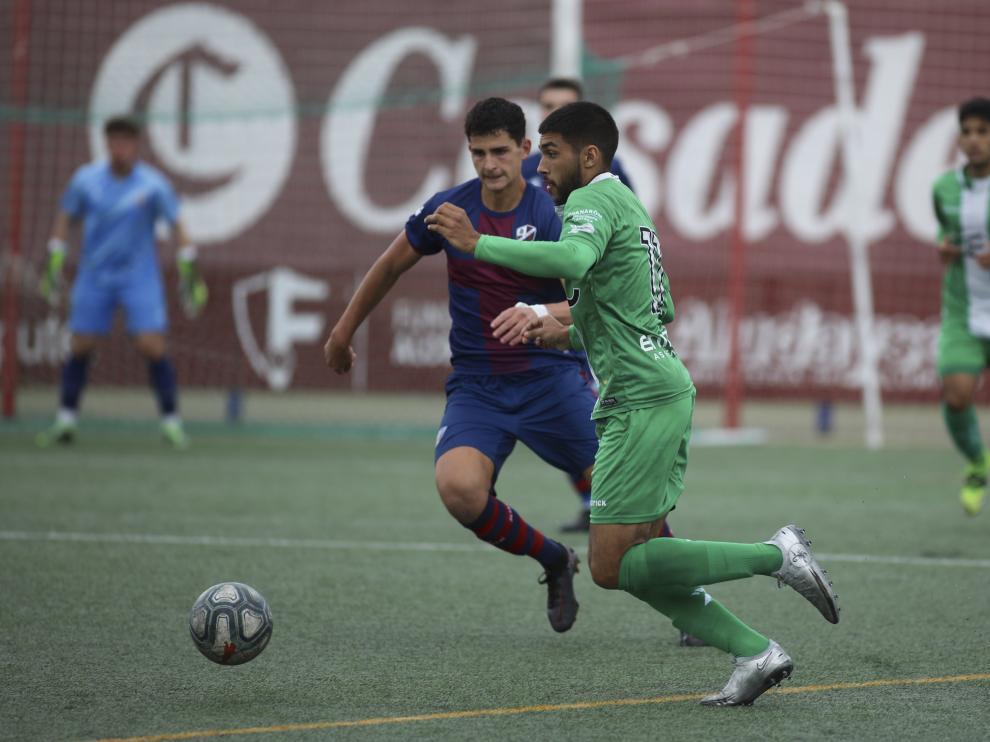 Empate del Huesca ante el Cornellà.