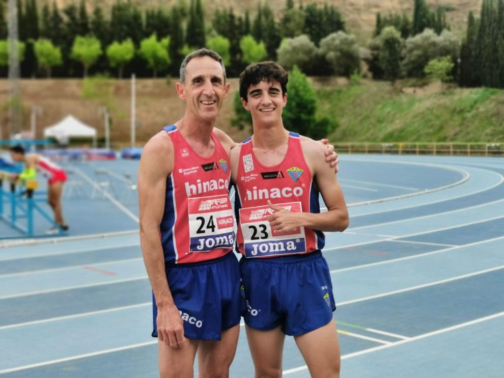 Carlos y Pol Oriach.