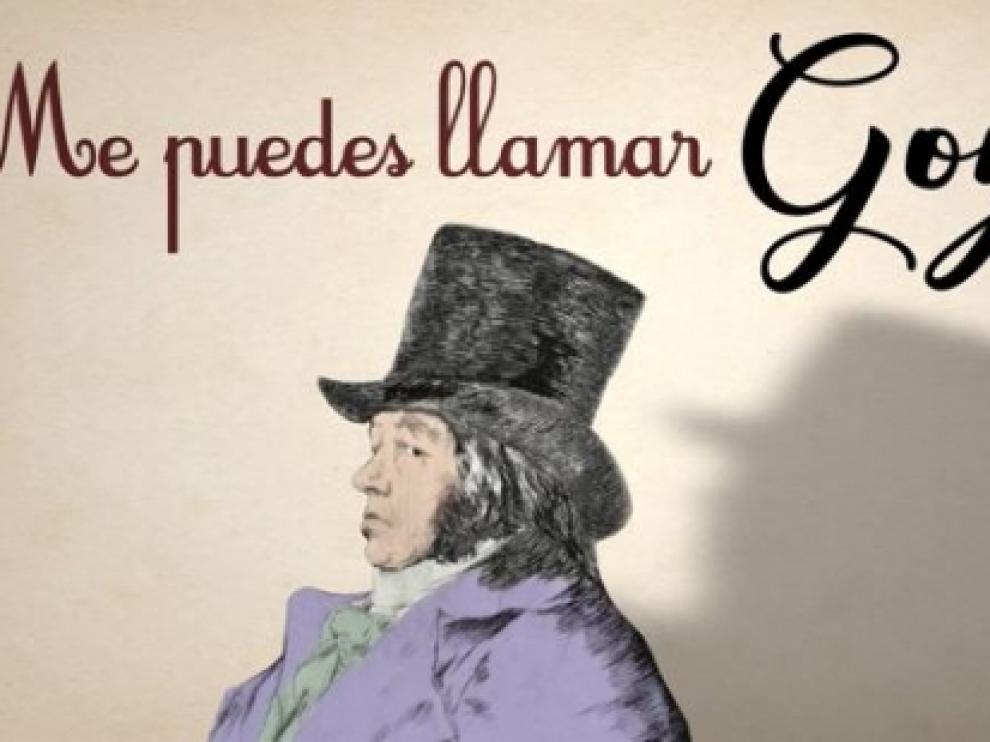 'Me puedes llamar Goya'
