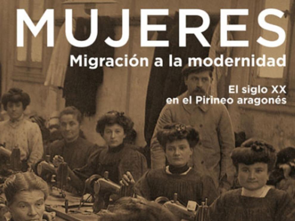 """""""Mujeres, migración a la modernidad"""""""