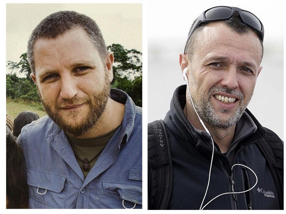 David Beriáin y Roberto Fraile Burkina Faso