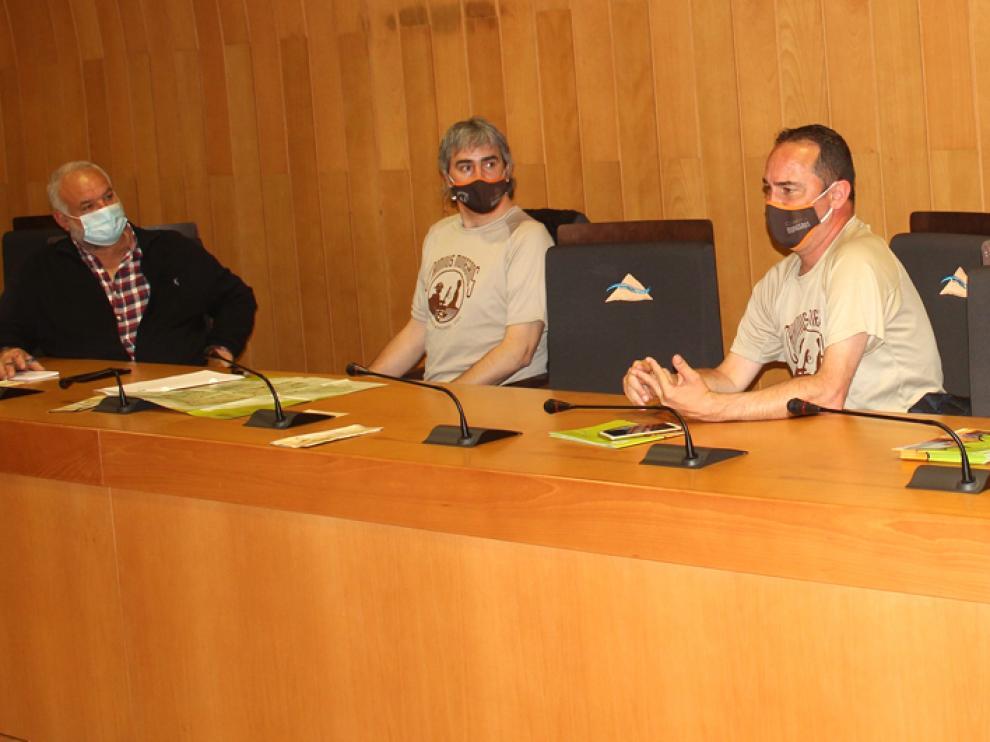 Desde el área comarcal de Turismo de la Comarca se han diseñado ocho rutas.
