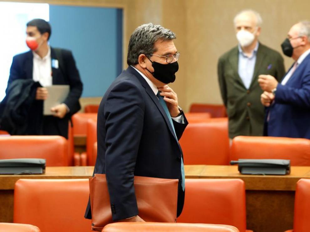 El ministro Escrivá anunció que serían 13 los tramos de cotización que habrá.