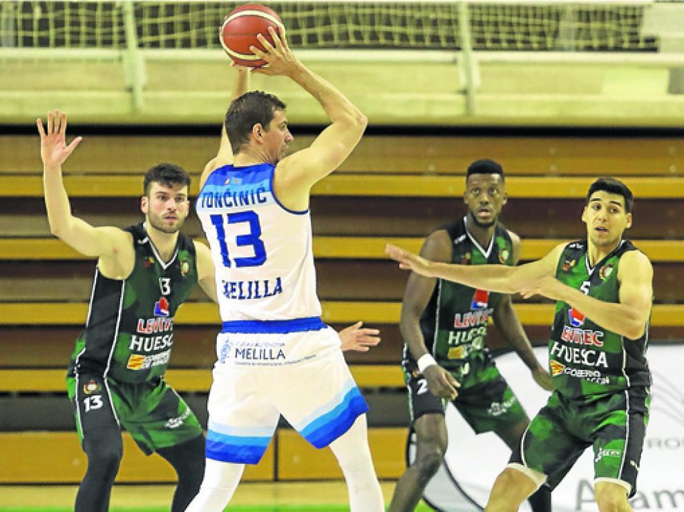 La victoria contra Melilla sirvió para conseguir un average particular favorable ante ese rival.