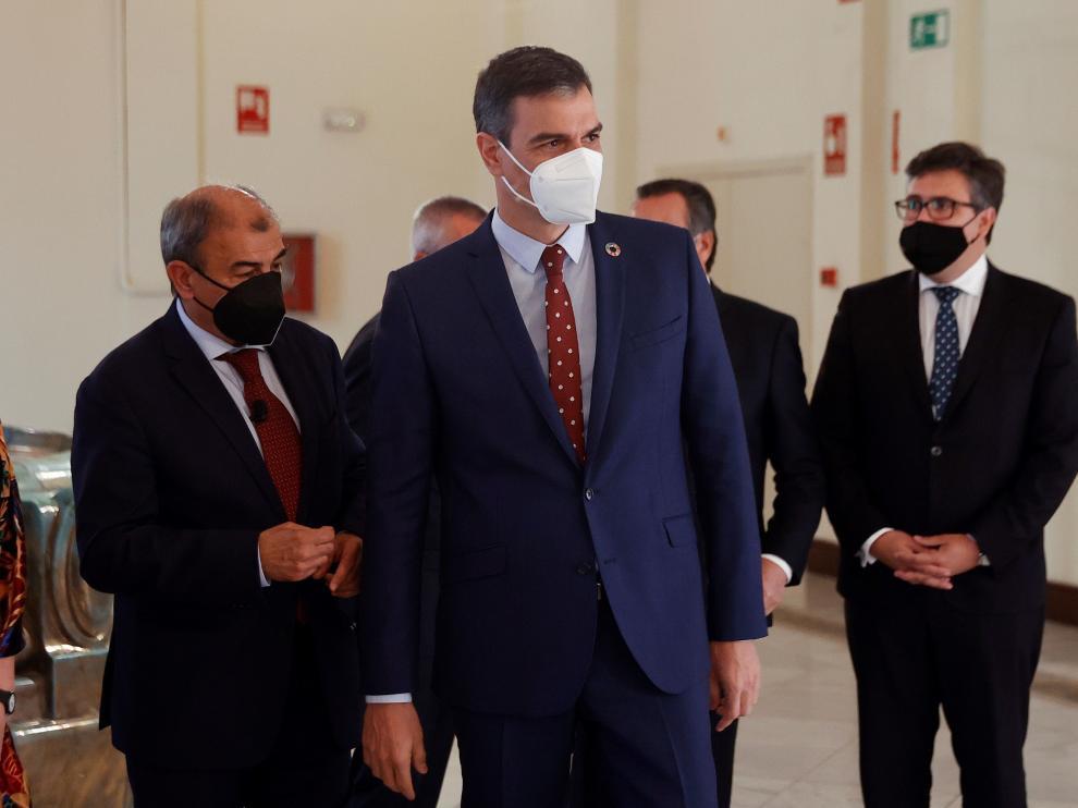 El presidente del Gobierno, en la inauguración de la asamblea general de la Confederación Empresarial Española de la economía social
