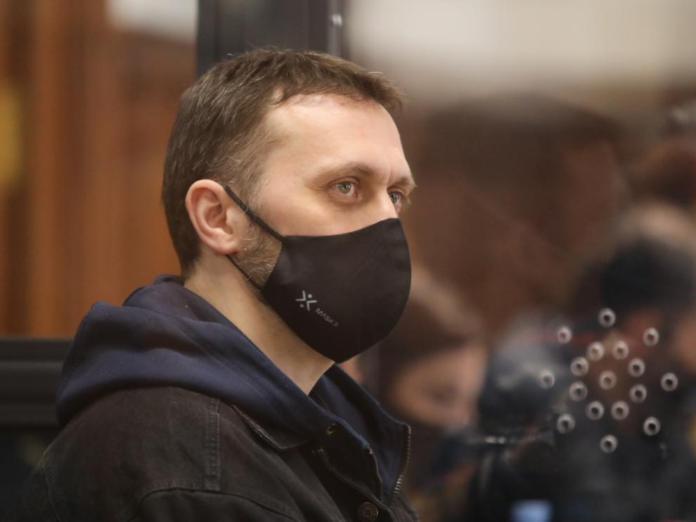 Norbert Feher, Igor el Ruso, en el juicio