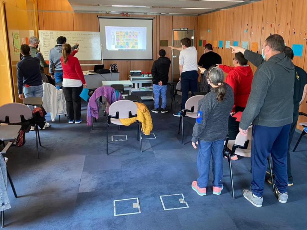 Valentia y la UZ introducen la gamificación en la formación para el empleo de las personas con discapacidad