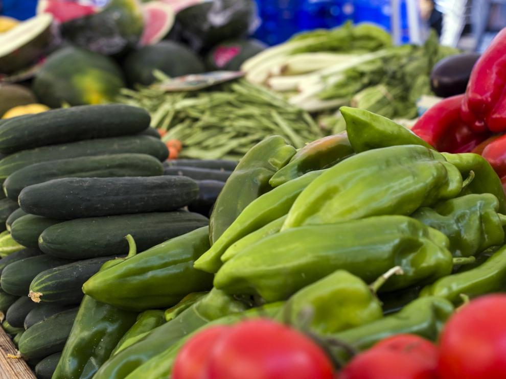 Mercado de fruta