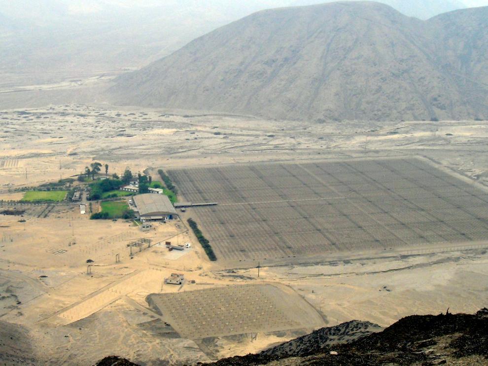 Radio Observatorio de Jicamarca, Lima, Perú.