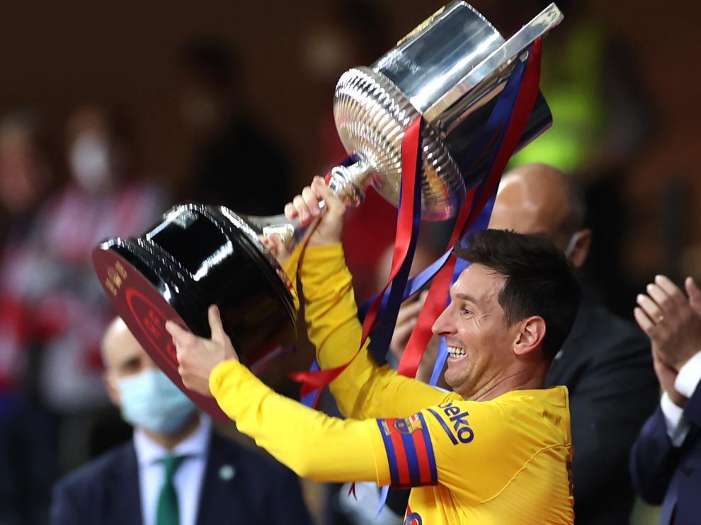 La emisión más vista del mes fue la final de la Copa del Rey que enfrentó al Atlético de Bilbao-Barcelona el 17 de abril.