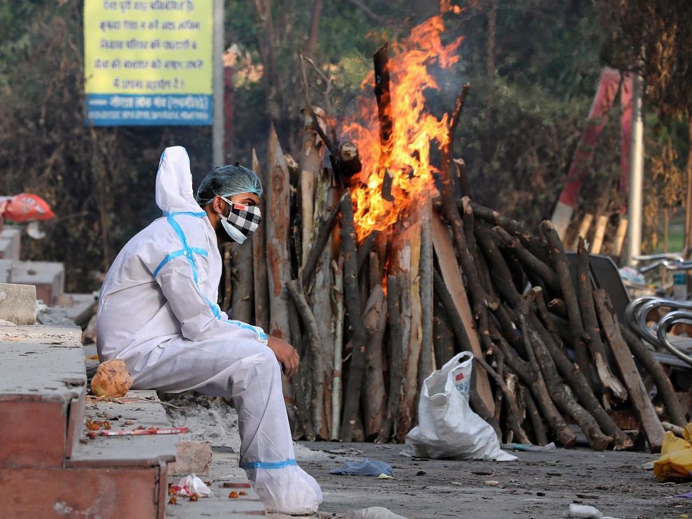 El coronavirus está creando un verdadero caos en India.