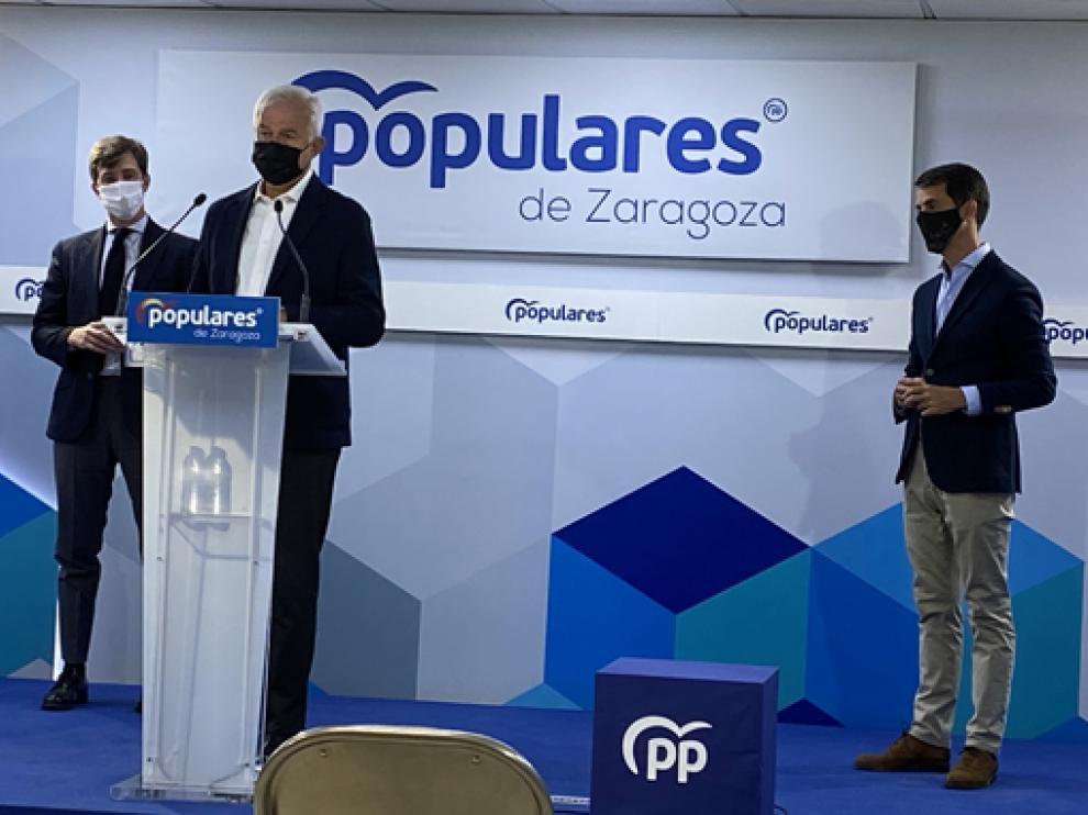 El diputado del PP al Congreso Eloy Suárez